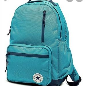 Converse Go Backpack Turquoise AUTHENTIC